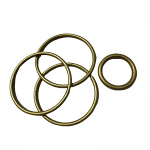 Manufacturer for Ring With Closed Hook – Welded Round Ring – SIDA