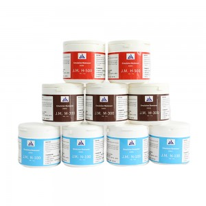 Screen printing emulsion remover powder