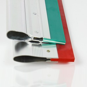 Double Layer Aluminum Squeegee Handle