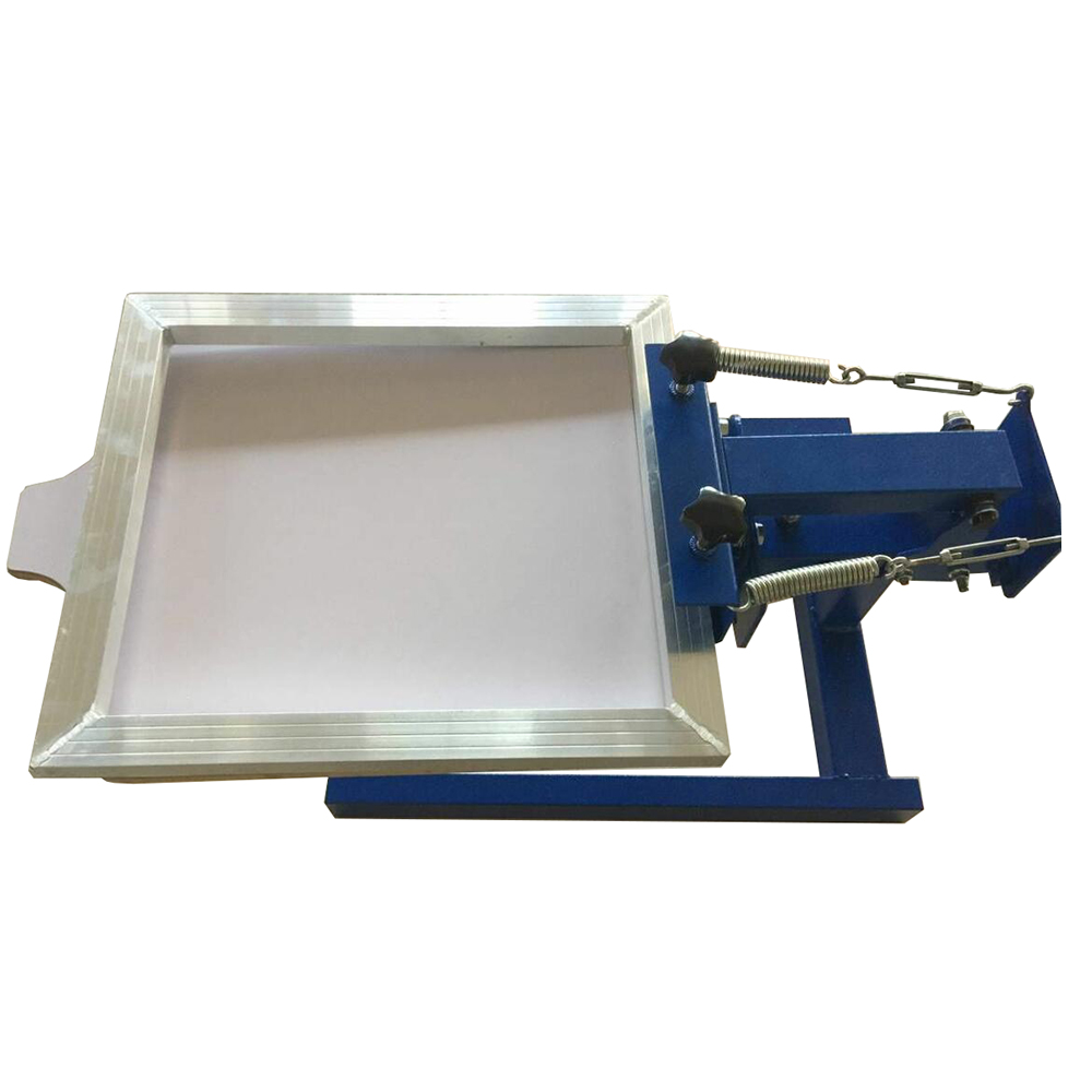 1 color 1 station screen printing machine Featured Image