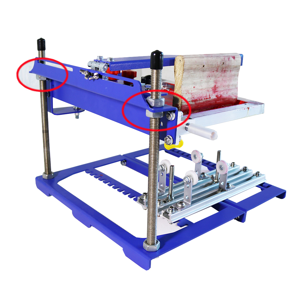 curved surface screen printing machine Featured Image