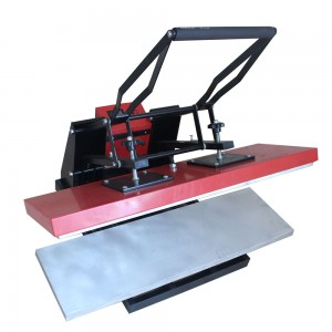 Large Size Manual Heat Press Machine-MCCK-680