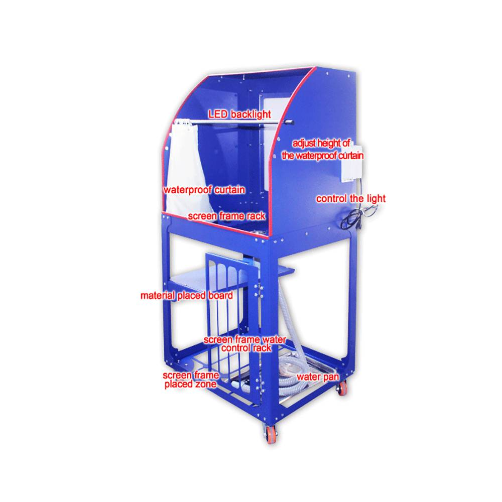 JM-WT-2  Screen Washout Booths Featured Image