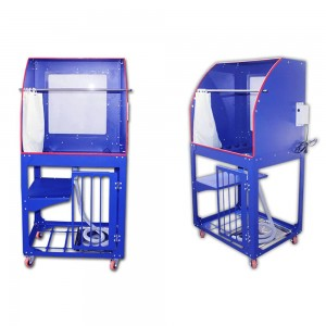 JM-WT-2  Screen Washout Booths