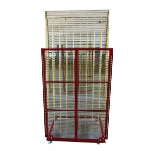 Screen Printing Drying Rack-700*500mm reinforce mesh size