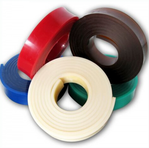 Screen Printing Squeegee Blades 80 Durometer Roll 12 ft.