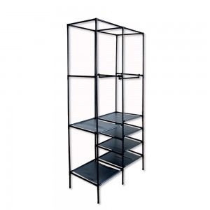 Universal four layers screen frame rack