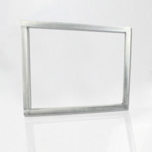 "Silk Screen Printing Aluminum Frame 9""x14""(Frame Only)"