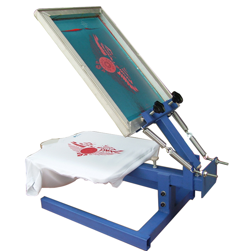 single color screen printing machine Featured Image