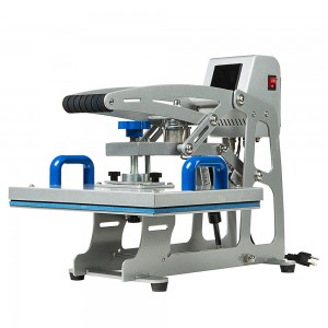 heat press machine-MC1808