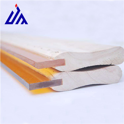 Factory directly Screen Printing Squeegee Rubber 50x9mm -