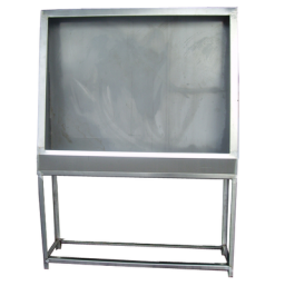 JM-WT-A1 washing booth with LED light for cleaning frames Featured Image