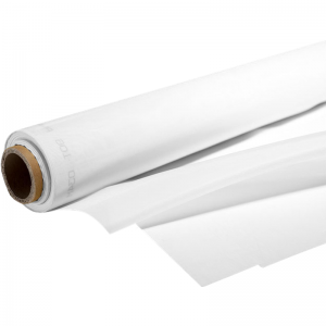 135 White Screen Mesh 55 Micron Thread – 50″x1m
