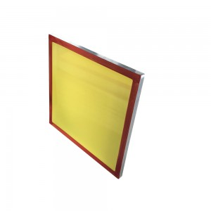 Aluminum Screen 20″ x 24″ with 280 Yellow Mesh
