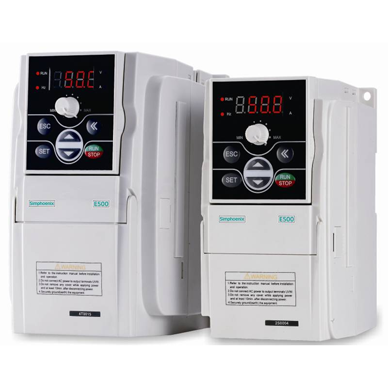 E500 series mini-type ac drive detail pictures