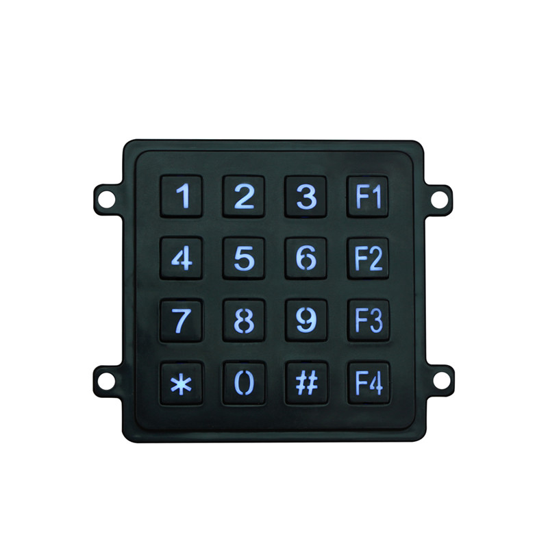 China Supplier RS232 Keypad -