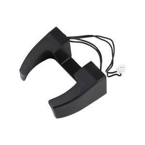 Cheap plastic hook switch for industrial telephone handset