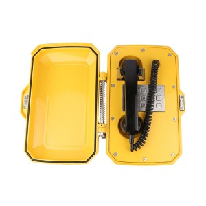 OEM Waterproof Telephone for underground pipe gallery