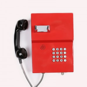 Joiwo IP54 public Telephone for Bank Phone JWAT202