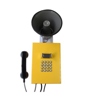 Rooled Steel Amplifying Telephone JWAT309