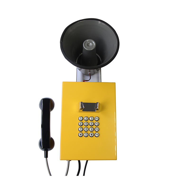 Rooled Steel Amplifying Telephone JWAT309 Featured Image