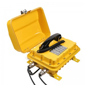 Joiwo Explosion Proof Telephone outdoor telephone supplier marine telephone factory ip65 telephone manufacturer JWBT810