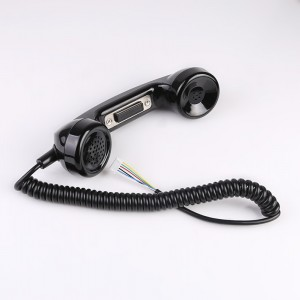 Intercom handset industrial usb payphone handset-A15