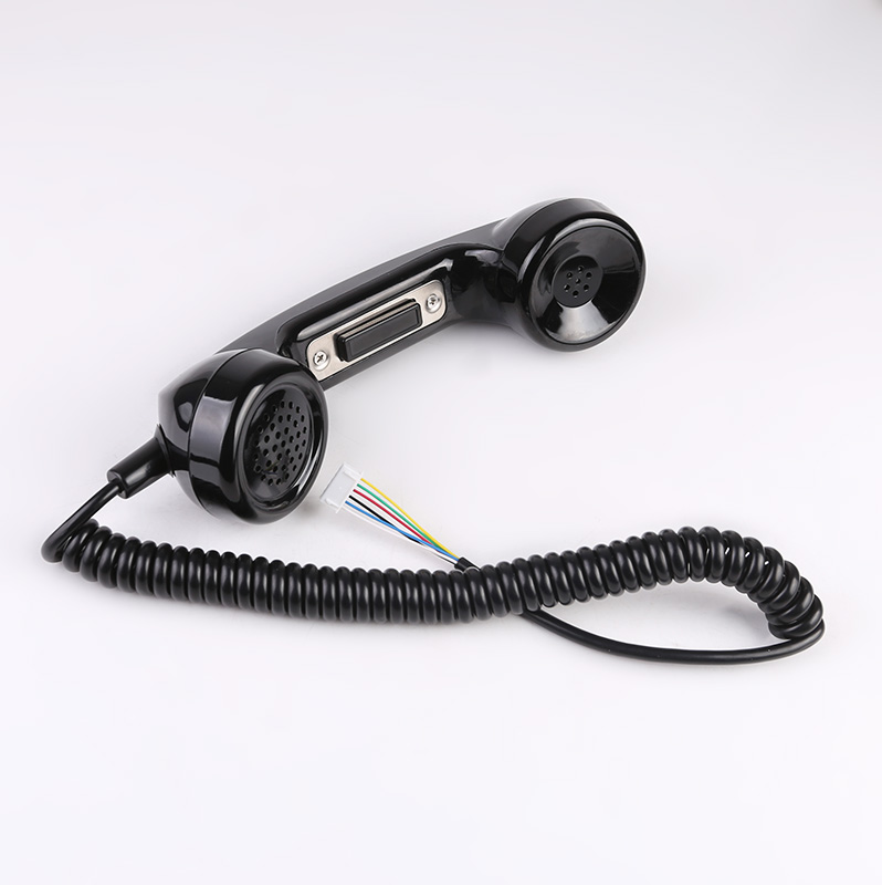 Intercom handset industrial usb payphone handset-A15 Featured Image