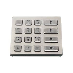 Top Quality Digital Keypad -
