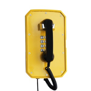 Aluminum Alloy Waterproof IP Telephone JWAT920