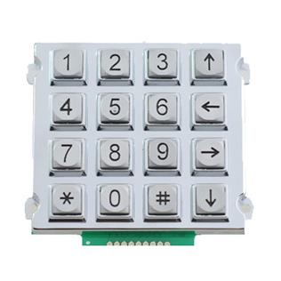 backlit keypad