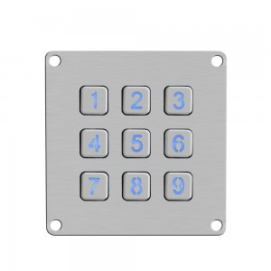 Factory wholesale Cabinet Keypad -
