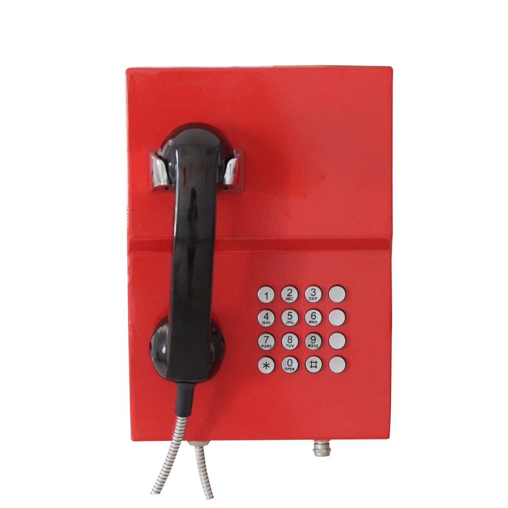 Emergency Public Telephone