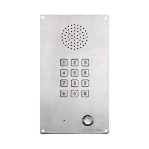 Firmly Behind Elevator Phone Stainless Steel telephone