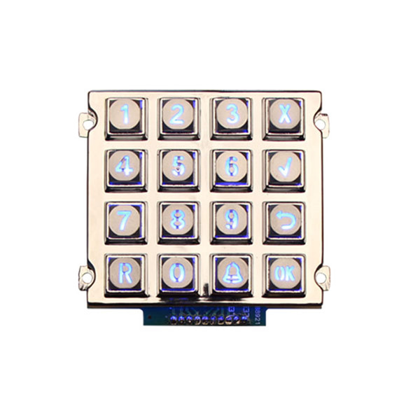 Discount Price Kiosk Keypad -