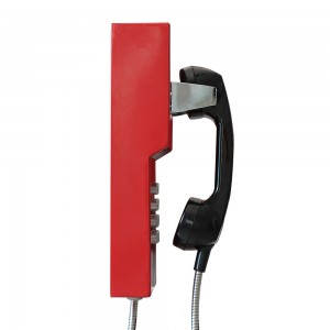 Joiwo Wall mounted telephone set business telephone with plastic handset Voip Telephone JWAT202
