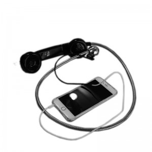 Coco POP USB retro telephone handset volume adjustable noise cancelling handset with good price