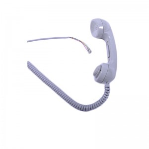 Well-designed Outdoor Telephone Handset -