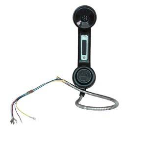 New Design 3.5mm audio jack telephone handset PC handset-A15