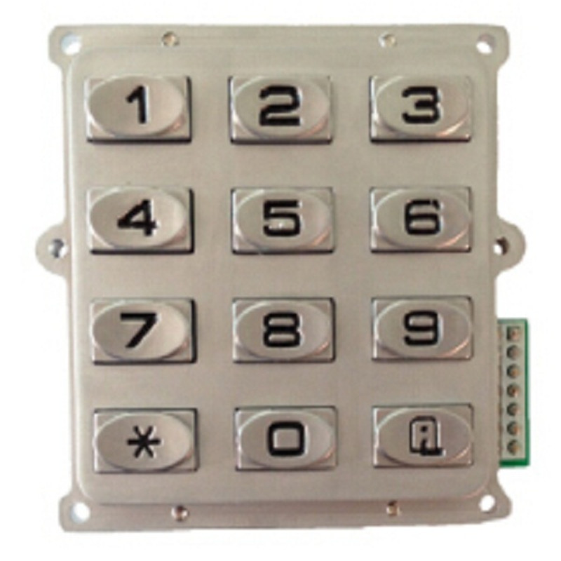 Professional Design Mechanical Keypad -