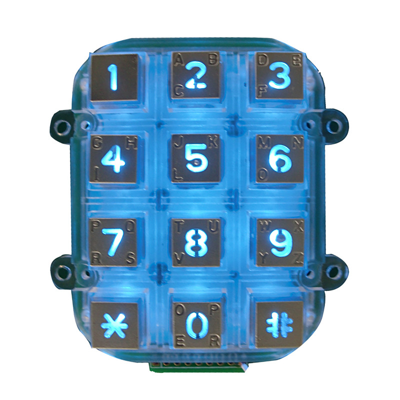 Hot New Products Plastic Handset -