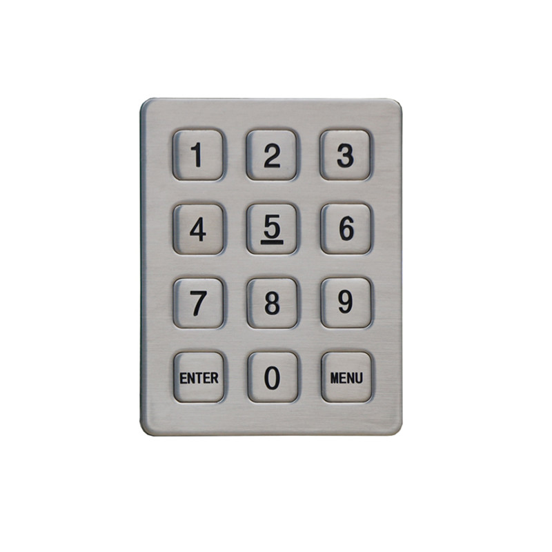 Ip65 waterproof outdoor keypad usb epp keypad-B720 Featured Image