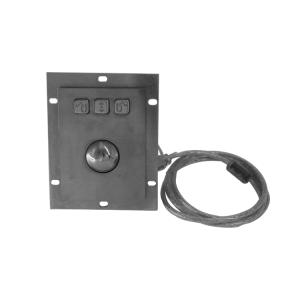 Military standard with trackball explosion proof keypad-B805