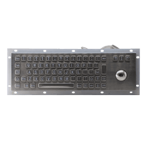industrial usb password stainless steel keypadB807