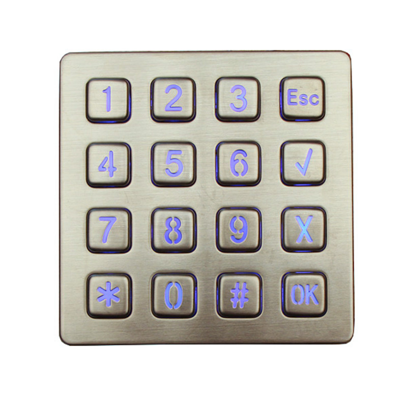 OEM/ODM Factory Armored Cord Handset -
