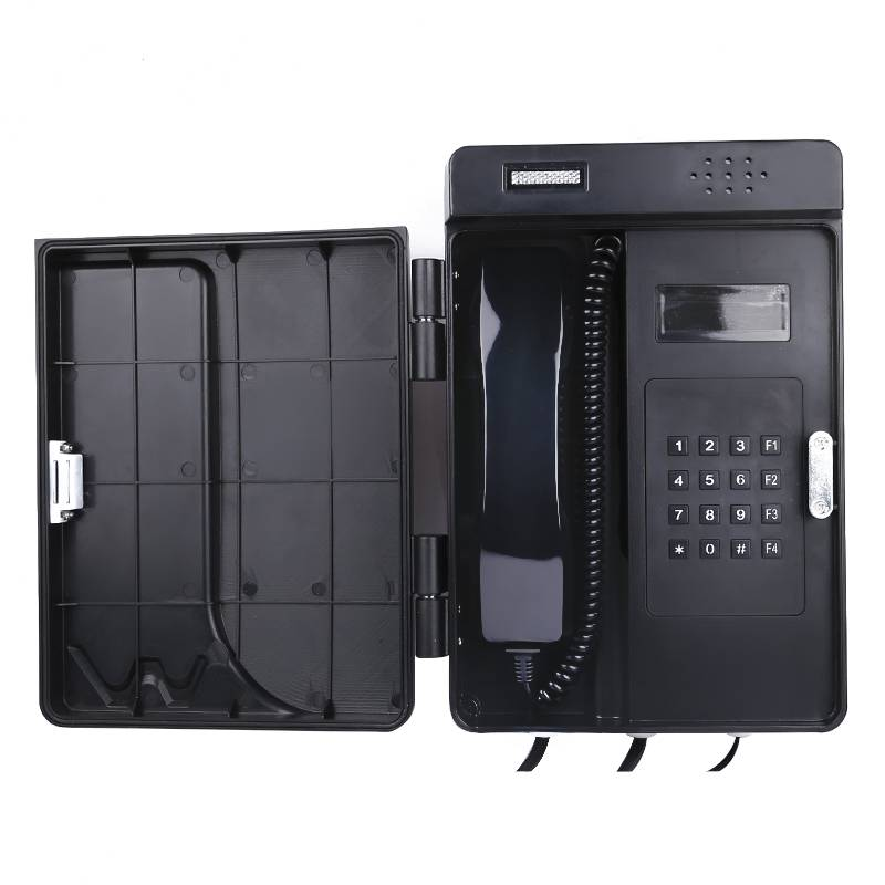 High quality ABS VOIP telephone full key weatherproof telephone Featured Image