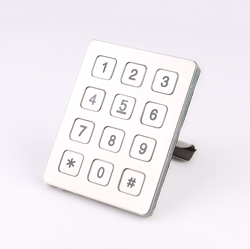 Weatherproof 3×4 rs232 keypad-B720 Featured Image