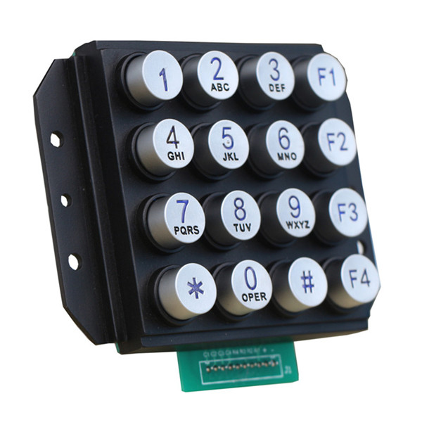 Special Design for Emergency Public Telephone -