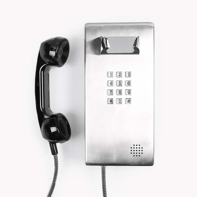 Prison telephone internal intercoms communicatioon wall mounted rugged jail telephone–JWAT130 Featured Image