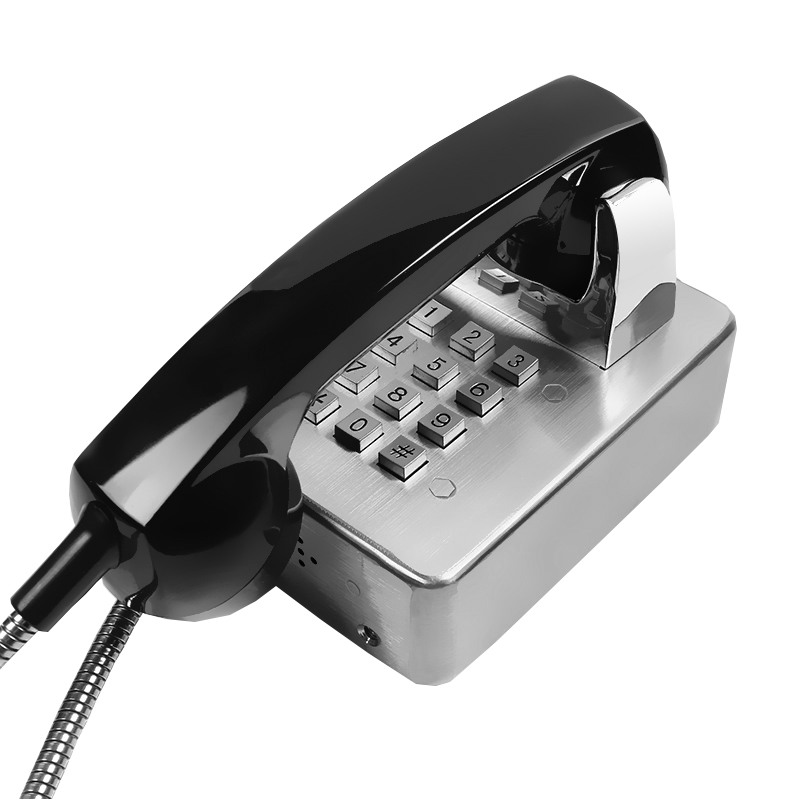 OEM Customized Telephone Handset -